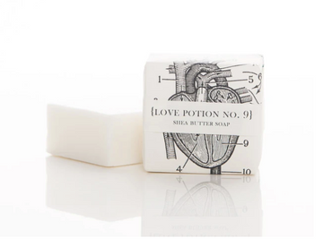 SHEA BUTTER SOAP - LOVE POTION #9 GUEST BAR