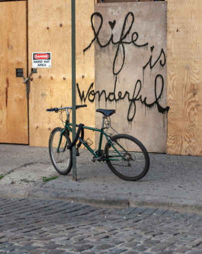 Life Is Wonderful 11x17 Print