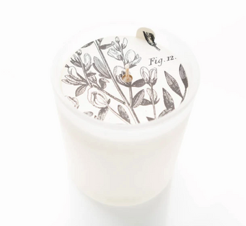 Glass Candle Sweet Pea & Clover 11 oz.