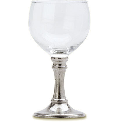 Crystal Sherry Glass