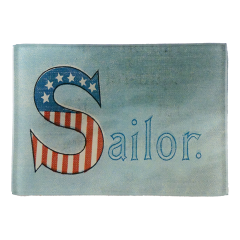 Sailor Tiny Rectangular Tray