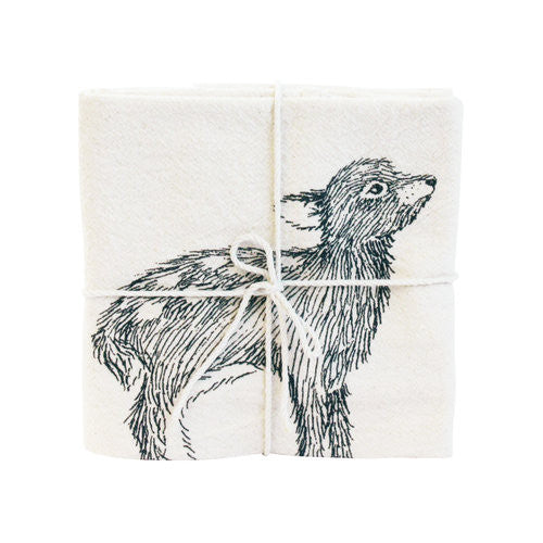 Fawn Kitchen Towel