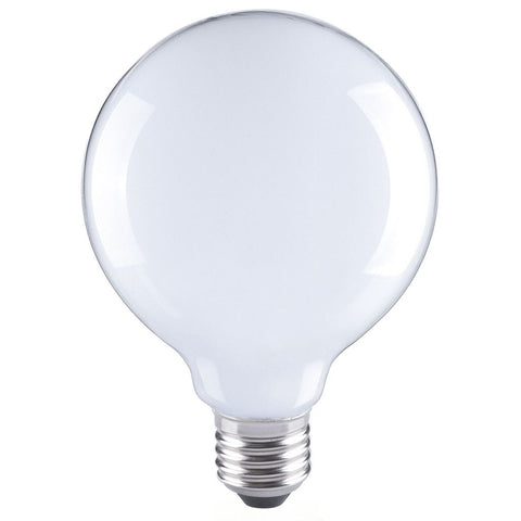 Milk Glass LED Bulb