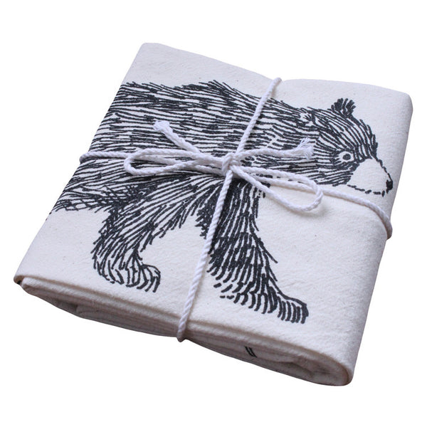 Printed Cotton Kitchen Towel