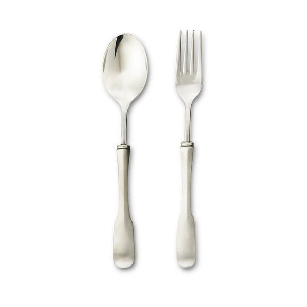 Olivia Serving Fork & Spoon
