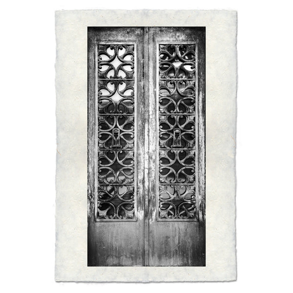 "Door Print ""Knockers"""