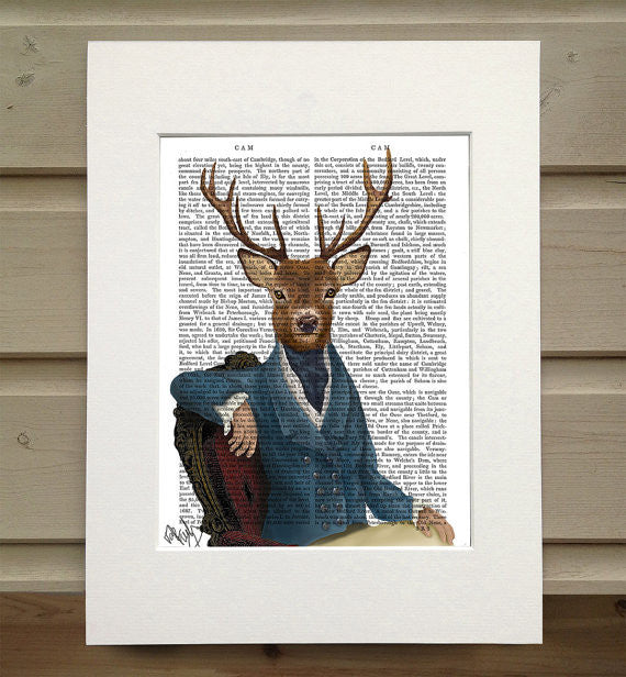 Distinguished Deer