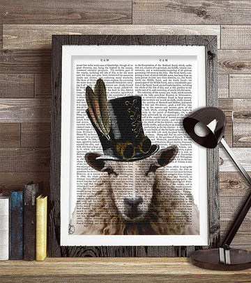 Steampunk Sheep