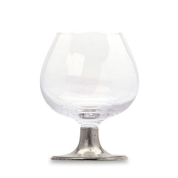 Crystal Cognac Glass Large