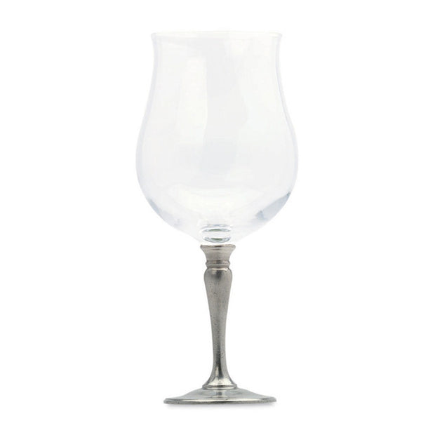 Crystal Tulip Red Wine Glass