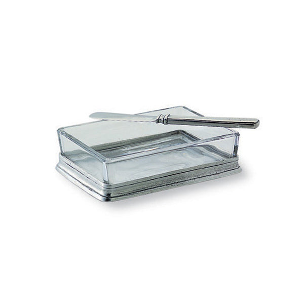 Open Butter Dish