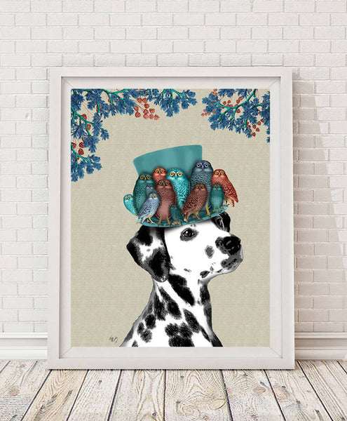 Dalmation Milliners Dog