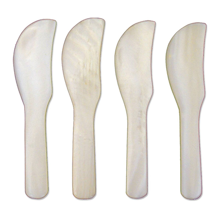 Seashell Spreaders Set of 4