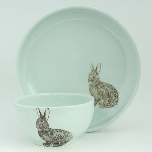 Small Plate: Rabbit