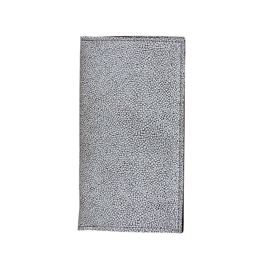 Sarah Wallet- Taupe Stingray