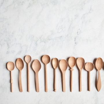 Wood Spoon
