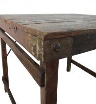 Reclaimed Small Desk Table