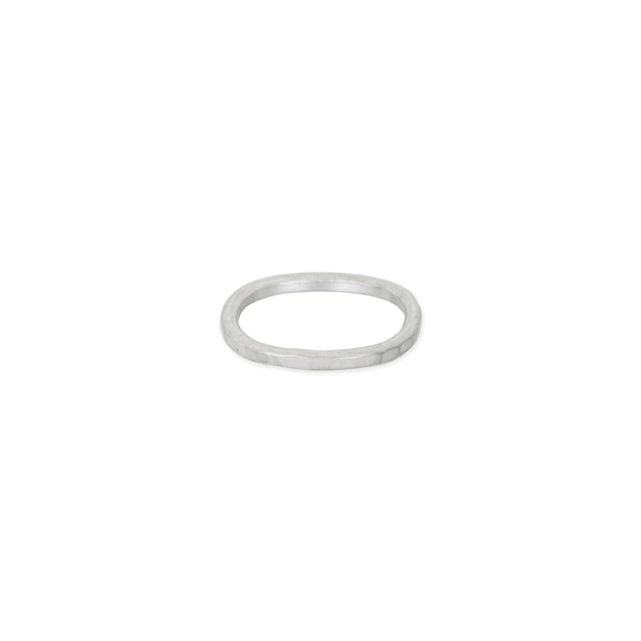 Thick Individual Round Stacking Rings