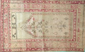 Vintage Turkish Rug 2'9