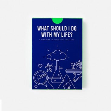 Card Games - What Should I do with my Life?