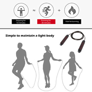 Speed Workout Jump Rope
