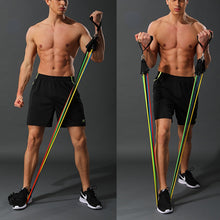 Load image into Gallery viewer, High Strenght Pull Up Tension Ropes 11 pcs