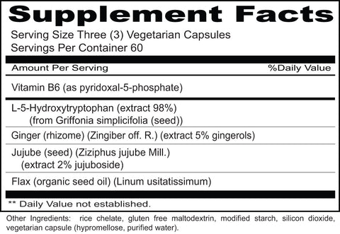 SIBO-MMC (Priority One Vitamins) Supplement Facts