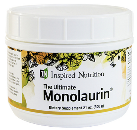Ultimate Monolaurin® - 21oz (Inspired Nutrition)