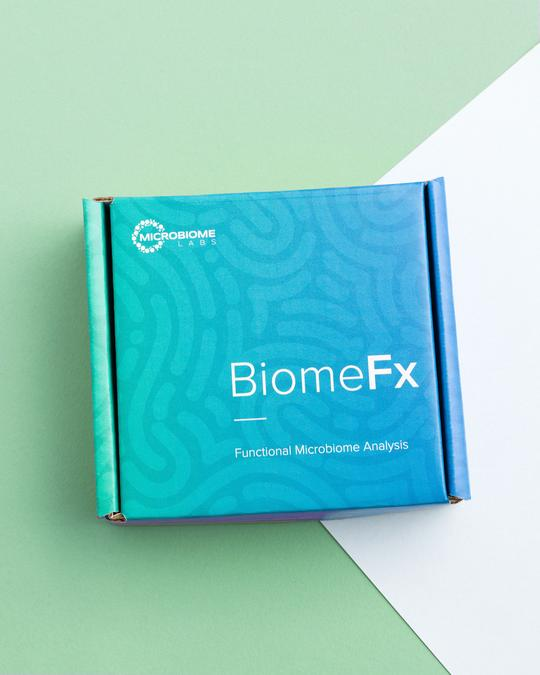 how to order biomefx stool testing