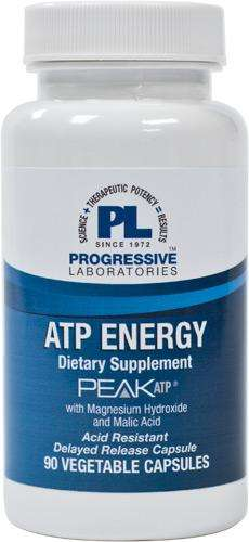 ATP Energy Boost (Progressive Labs) - 90 Capsules