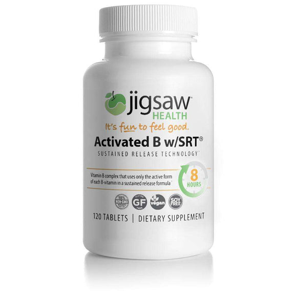 Activated B w/SRT (Jigsaw Health)