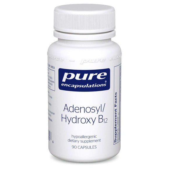 Adenosyl/Hydroxy B12 (Pure Encapsulations)