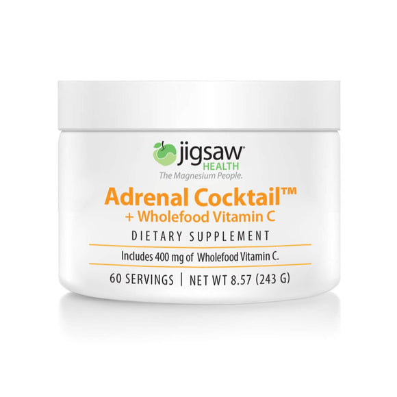 Adrenal Cocktail Powder (Jigsaw Health)