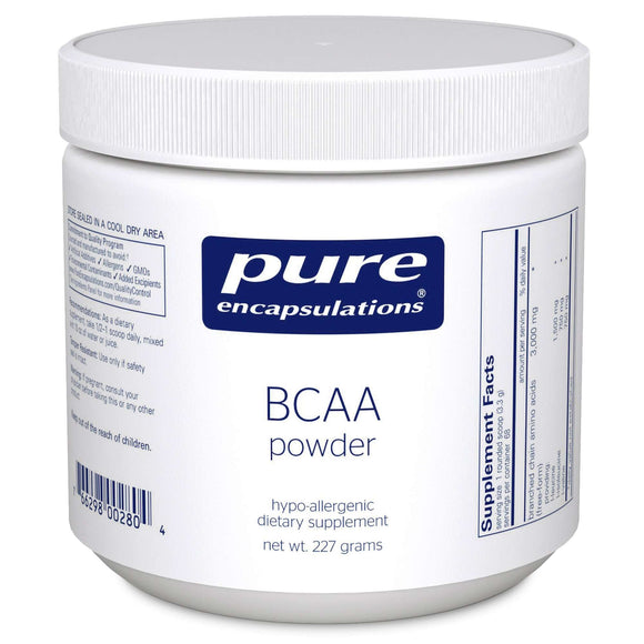 BCAA Powder (Pure Encapsulations)