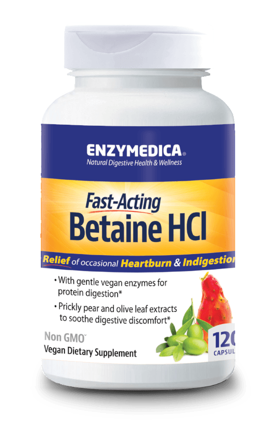 betaine hcl enzymedica