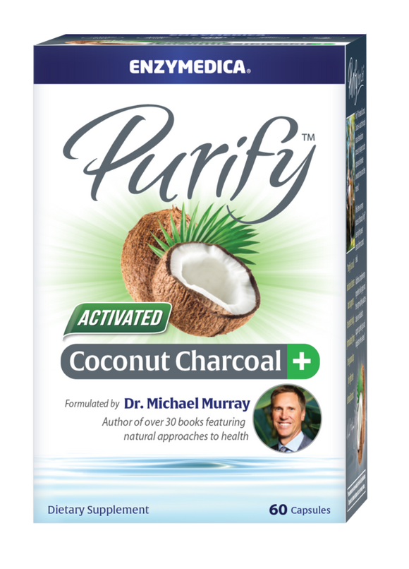 Purify Coconut Charcoal (Enzymedica)