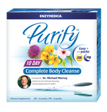 Purify Complete Body Cleanse - CAPSULES  (Enzymedica)