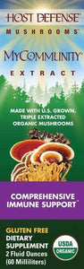 BACKORDER ONLY - MyCommunity EXTRACT - Host Defense Mushrooms