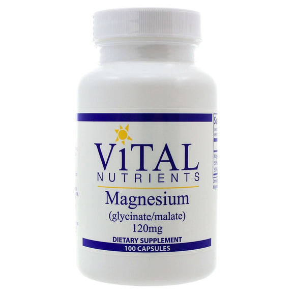 Magnesium Glycinate / Malate (Vital Nutrients)