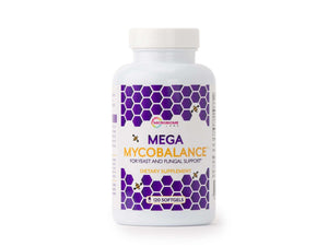 Mega Myco Balance (Microbiome Labs) - Carrageenan Free Fungal/Yeast Support