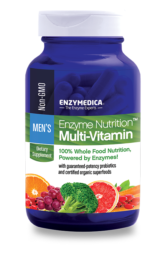 Enzyme Nutrition™ for Men - CAPSULES  (Enzymedica)