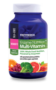 Enzyme Nutrition™ for Women - CAPSULES  (Enzymedica)