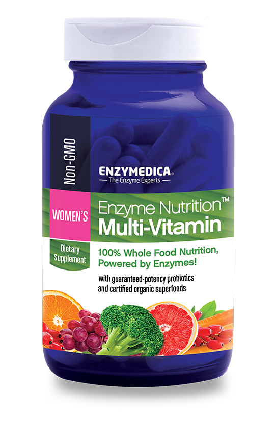 Enzyme Nutrition™ for Women (Enzymedica)