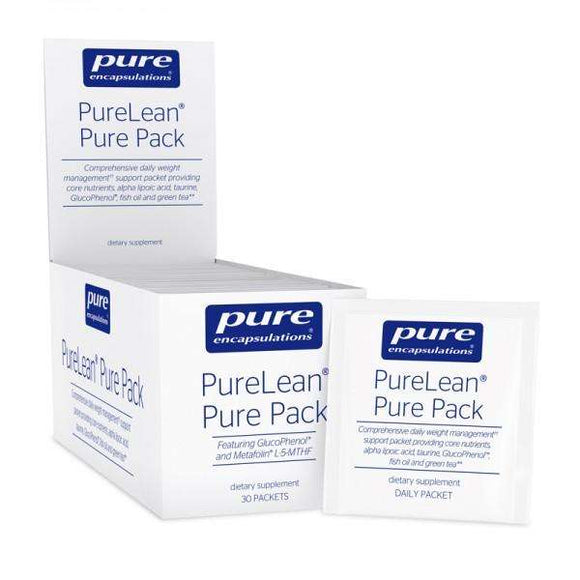PureLean Pure Pack- CAPSULES - (Pure Encapsulations)