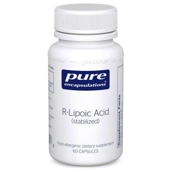 R-Lipoic Acid (stabilized) (Pure Encapsulations)