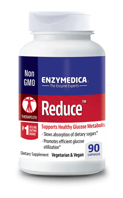 Reduce™  - CAPSULES  (Enzymedica)