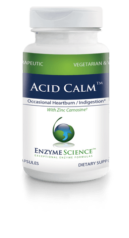 Acid Calm - Enzyme Science - 90 Capsules