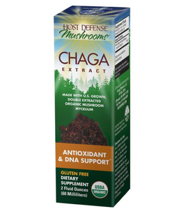Chaga - EXTRACT (Host Defense)