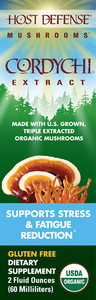 Cordychi EXTRACT- Host Defense Mushrooms