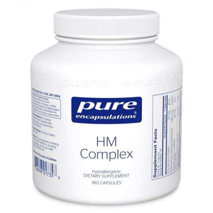 HM Complex - (Pure Encapsulations) - Detoxification Support